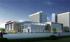 商务部援助约旦巴卡医院项目