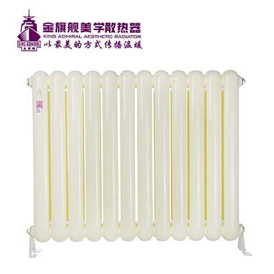 钢制柱式暖气片